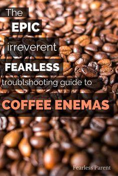 Fearless Parent - Coffee - Pinterest