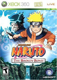 http://videogamesideas.info/naruto-the-broken-bond-xbox-360/ - Building on the success of NARUTO: Rise of a Ninja this new action adventure takes the story to a deeper...