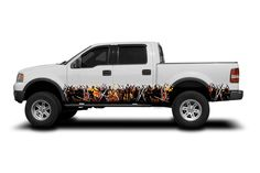 Moon Shine Camo for your pick-up. Love the Wildfire camo!