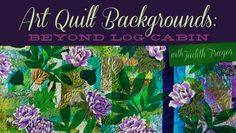 Art Quilt Backgrounds
