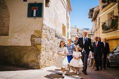 Llegando a la iglesia #wedding #boda #fotografiadeboda #weddingphotography #ceremonia #weddinginspiration http://davidyloreto.com