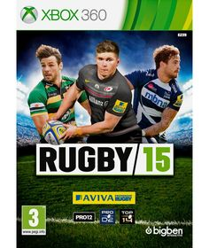 Buy Rugby 15 Xbox 360 Game at Argos.co.uk - Your Online Shop for Xbox 360 games.