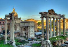 Escapada Roma en 4 días