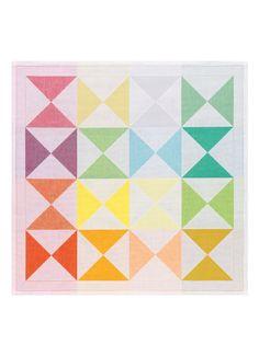 LE JACQUARD FRANÇAIS, créateur et fabricant de Linge pour la Table, la Cuisine et le Bain - Nappe  Origami