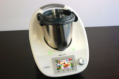 Code: Texture 57 Thermomix TM5 Sticker Decal