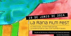 Vuelve 'La Rana Film Fest' por tercer año consecutivo