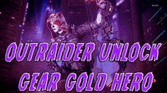 Black ops 3 Outraider Unlokc Gear Hero