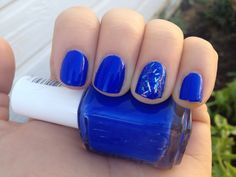 The Sparkle Spectrum: NOTD: Essie Butler Please Review