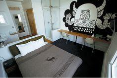 Get inspired! Check todays post from Portland on www.interiorwise.wordpress.com!   Photo: acehotel.com/portland