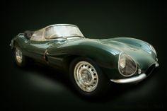 1957 Jaguar XK-SS Roadster