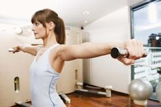 Deltoid Exercises for Women- How to get toned upper arms