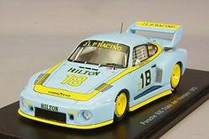 ☆ スパーク 1/43 ポルシェ 935 1979 Trans Am チャンピオン #18 J.ポール スパーク http://www.amazon.co.jp/dp/B017GZDJFO/ref=cm_sw_r_pi_dp_0W1pwb0SB8YPM