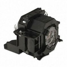 Lampedia Replacement Lamp for EPSON EB-400W / EB-400WE / EB-410W / EB-410WE / EB-X56 / EMP-280 / EMP-400 / EMP-400W / EMP-400WE / EMP-410W / EMP-410WE / EMP-822 / EMP-822H / EMP-83 / EMP-83C / EMP-83H / EMP-83HE / EX90 / H281A / Powerlite 280 by Epson. $64.98. Original Part Number: V13H010L42 / ELPLP42 ; 180 Days Warranty ; Free shipping within the 48 U.S.A. continental states.