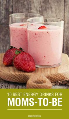 Drinks for Pregnant Women: we've researched some drinkable goodness that you may enjoy during your pregnancy (and also anytime before and later!). Check out these super easy healthy drinks during #pregnancy
