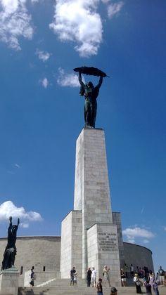 Szabadság Szobor (Liberty Statue), Budapest.