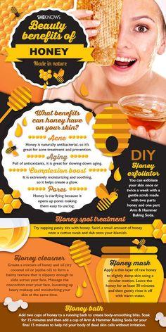 The beauty benefits of honey, your skin's new savior