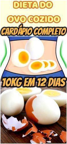 Dieta Do Ovo Cozido Para Perder 10 kg em Apenas 12 Diaspossui uma grande quantidade de nutrientes essenciais para saúde geral do corpo. Além disso,se você quersaber comoperder pesoe até agora não…