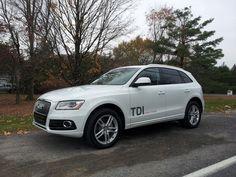 2014 Audi Q5 TDI For Images