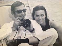 """Gian Maria Volontè - Florinda Bolkan in """"Indagine su un cittadino al di sopra di ogni sospetto""""di Elio Petri - 1970 """" Stroooonza!"""""""