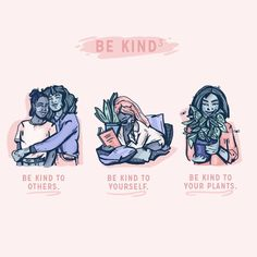 """kelly marcelle malka on Instagram: """"an old doodle to start off the weekend. don't forget to be kind x 3 ! 💘"""" Cool Words, Wise Words, Child Of The Universe, Be Gentle With Yourself, Self Care Activities, Self Love Quotes, Self Improvement, Decir No, Positive Quotes"""