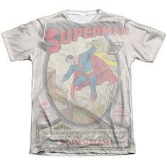 Superman #1 Distresses