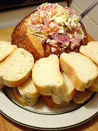 Hoagie Dip.....#Superbowl Recipe