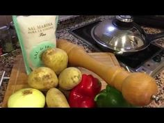 Potatoes, Vegetables, Youtube, Food, Recipes With Potatoes, Appetizers, Frying Pans, Pots, Cook