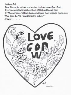 Jesus calls His first Disciples~Sunday School Lesson