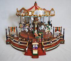Mr Christmas Carousel.111 Best Mr Christmas Images Mr Christmas Christmas