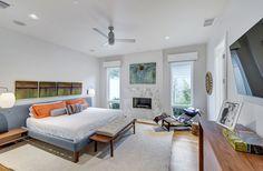 Beautiful Bedroom - Modern Interior Design 903 Cantabria Court - Fort Worth