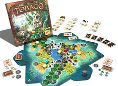 BrettSpiel: Game Preview: Tobago