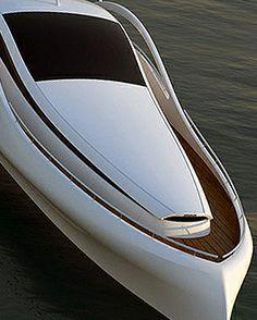 The Speedline yacht
