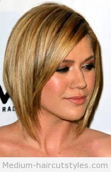 2014 medium Hair Styles For Women | ... mini - Medium Length Bob Haircuts – Medium Haircuts Hairstyles 2014