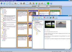 WriteWayPro software. The writer's best friend    http://writewaypro.com/imageswwp_screenshot_research.JPG
