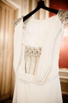 Precioso vestido de novia de From Lista with Love #weddingdresses #bride #spain