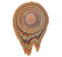 Mind-Melting Paper Sculptures (16 pics) - My Modern Metropolis Jen Stark - I love what she´s doing