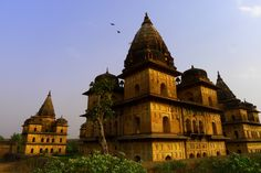 """Getting the feeling of """"a lost world"""" in Orchha, India, home to only 10,000 people. #travel #wanderlust #india #asia #orchha"""