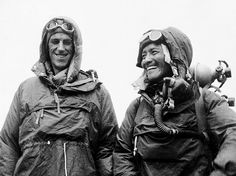 National Geographic revisits the 1953 British summit to Everest when the first people stood atop the world's highest mountain.