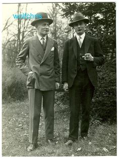 1930's men's fashion   Vintage Streetstyle: the 1930's - Page 5 - the Fashion Spot