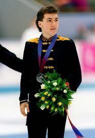 Elvis Stojko ~ 1994 Men's Silver Medalist in Figure Skating
