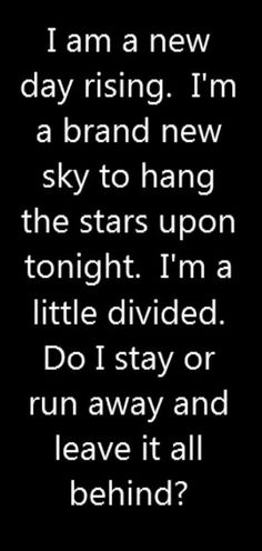 Foo Fighters - Times Like Theses - song lyrics, song quotes, songs, music lyrics, music quotes, music