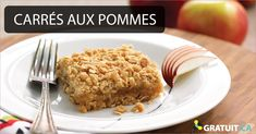 Cette recette, super simple, est faite à partir d'une compote de pommes maison que vous pourrez aussi utiliser comme garniture sur de la crème glacée à la vanille. Alors, dou Cakes Plus, Apple Pie, Biscuits, Mousse, Banana Bread, Muffins, Deserts, Goodies, Pudding