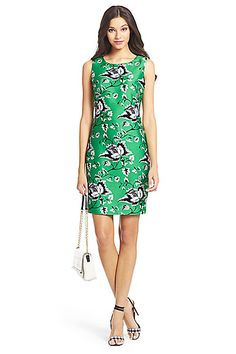 Printed Dresses - Floral Dresses & More by DVF