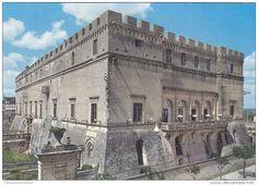 Brindisi - francavilla fontana il castello imperiale