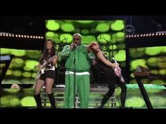 """Cee Lo Green """"Forget You"""" (LIve at the 2011 NBA Sprite Dunk Contest 2-19-2011)"""