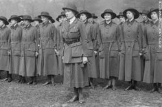 Mighty women of WWI