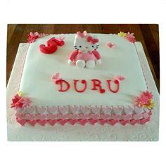 Hello kity cake