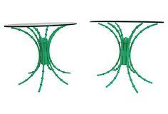 Metal Tables, Pair on OneKingsLane.com