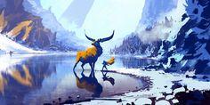 Inspiration: theartofanimation: Anton Fadeev