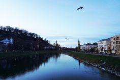 奧地利 薩爾斯堡歐洲 Austria salzburg | 媽媽說 做人要腳踏實地 | shortie helen